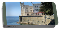 Trieste Miramare Castle Portable Battery Charger