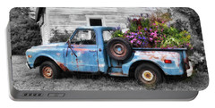 Truckbed Bouquet Portable Battery Charger