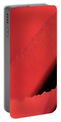 Tulip Abstract Portable Battery Charger