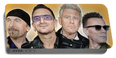 U2 Band Portable Battery Charger