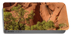 Portable Battery Charger featuring the photograph Uluru 07 by Werner Padarin