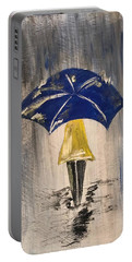 Umbrella Girl Portable Battery Charger