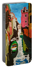 Unfinished Venice Italy  Portable Battery Charger