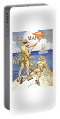 Us Marines - Ww1 Portable Battery Charger