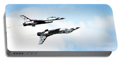 Usaf Thunderbirds Portable Battery Charger