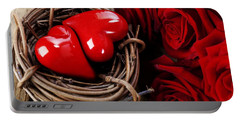 Valentine's Day Portable Battery Charger