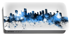 Vancouver Digital Art Portable Battery Chargers