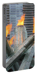 Vancouver Olympic Cauldron Portable Battery Charger