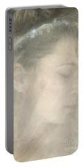 Veiled Princess Portable Battery Charger