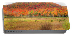Vermont Foliage 1 Portable Battery Charger