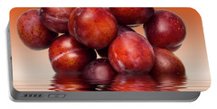 Victoria Plums Portable Battery Charger by David French