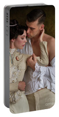 Victorian Lovers Portable Battery Charger