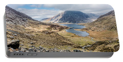 View From Glyder Fawr Portable Battery Charger