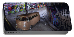Volkswagen Microbus Portable Battery Charger