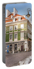 Portable Battery Charger featuring the photograph Warsaw, Poland by Juli Scalzi