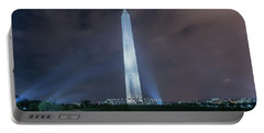 Washington Monument Portable Battery Charger