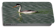 Western Grebe Portable Battery Charger