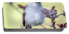 White-crowned Sparrow  Portable Battery Charger