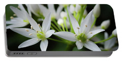 Wild Garlic Portable Battery Charger