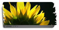Portable Battery Charger featuring the photograph Wild Sunflower by Shari Jardina