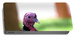 Wild Turkey Up Close Portable Battery Charger