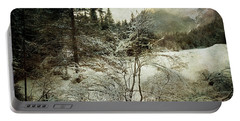Winter Mood Portable Battery Charger
