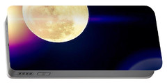 Wouldn't It Be Great If The #moon And Portable Battery Charger