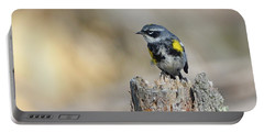 Yellow Rumped Warbler Portable Battery Charger