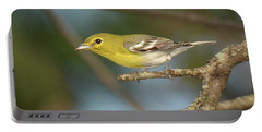 Yellow-throated Vireo Portable Battery Charger