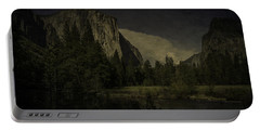 Portable Battery Charger featuring the photograph Yosemite National Park by Ryan Photography