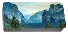 Yosemite Valley Portable Battery Charger