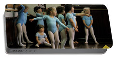 Young Ballet Dancers  Portable Battery Charger