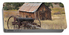 Seed Tiller - Barn Westcliffe Co Portable Battery Charger