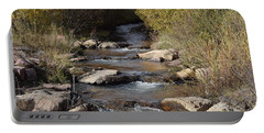 Waterfall Westcliffe Co Portable Battery Charger