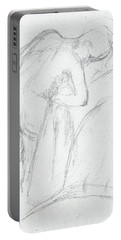 Bath Drawings Portable Battery Chargers