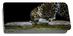 Amur Leopard Portable Battery Charger