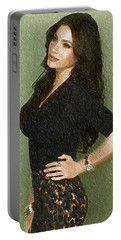 Celebrity Sofia Vergara  Portable Battery Charger