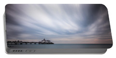10 Minute Exposure Of Eastbourne Pier Portable Battery Charger