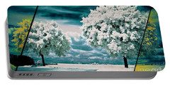 Nature Collection Portable Battery Charger by Marvin Blaine