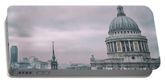 St Pauls Cathedral Portable Battery Charger