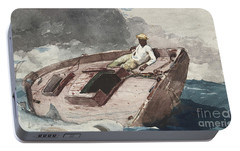 The Gulf Stream Portable Battery Charger by Winslow Homer