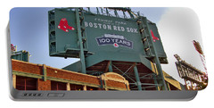 100 Years At Fenway Portable Battery Charger