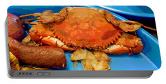 101516 Crab Boil Portable Battery Charger