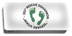 101st Rescue Squadron Portable Battery Charger