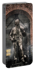 10726 Kinnick Statue Portable Battery Charger