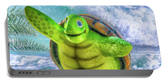 10731 Myrtle The Turtle Portable Battery Charger