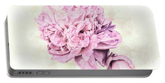 10861 Spring Peony Portable Battery Charger
