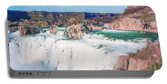 10917 Shoshone Falls Portable Battery Charger