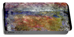 10c Abstract Expressionism Digital Painting Portable Battery Charger