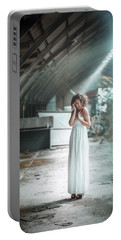 Portable Battery Charger featuring the photograph Giulia by Traven Milovich